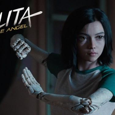 Alita: Battle Angel | 20th Century Fox | Talent Handling 2019