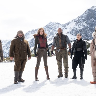 Jumanji: The Next Level |Sony Pictures Entertainment | International Publicity 2019