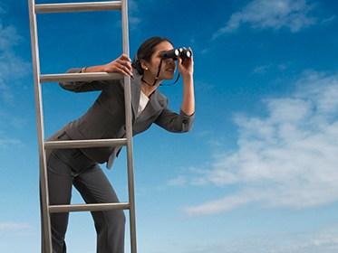 Women searching