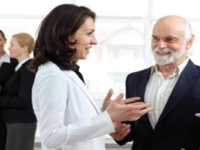 People Networking - career advice