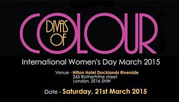 Divas of colour-event image