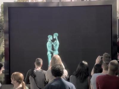 Skeletons Kiss