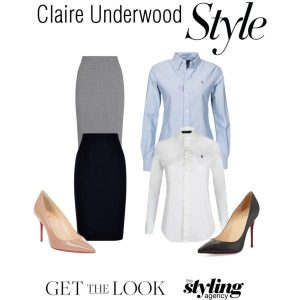 Styling Agency - House Of Cards Claire