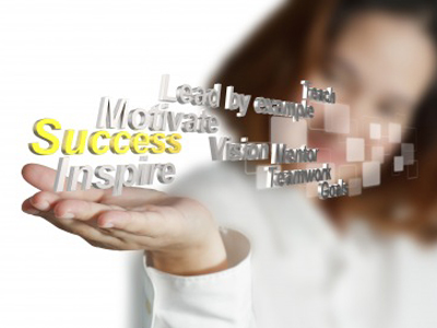 Success in your hands