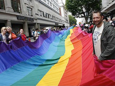 London Pride March featured