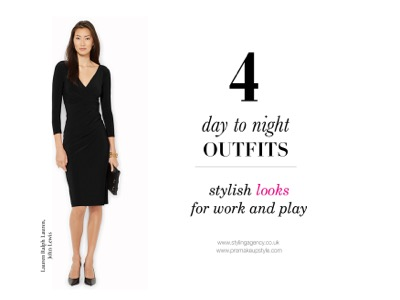 4 day to night outfits featured