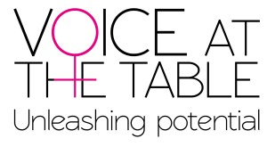 Voice at the Table logo