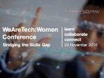 WeAreTech:Women Conference