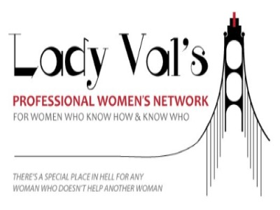 Lady Val's Professional Network Sign