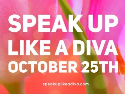 Speak Up Like A DIVA