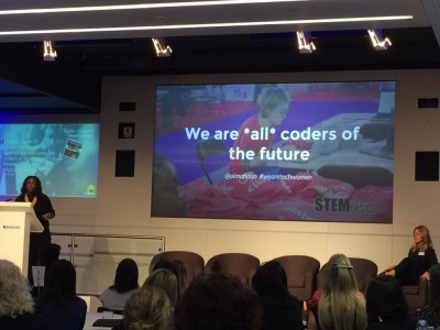 Anne-Marie Imafidon explains why we are all coders of the future