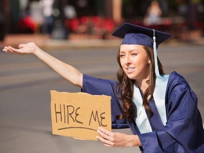 female-graduate-looking-for-a-graduate-job-featured