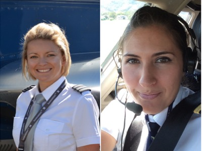 Inspirational Women Pilots