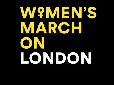 women's march on london featured