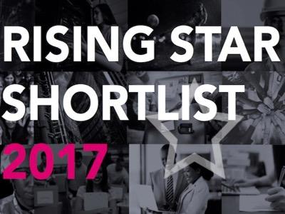 Rising Star 2017 shortlist featured