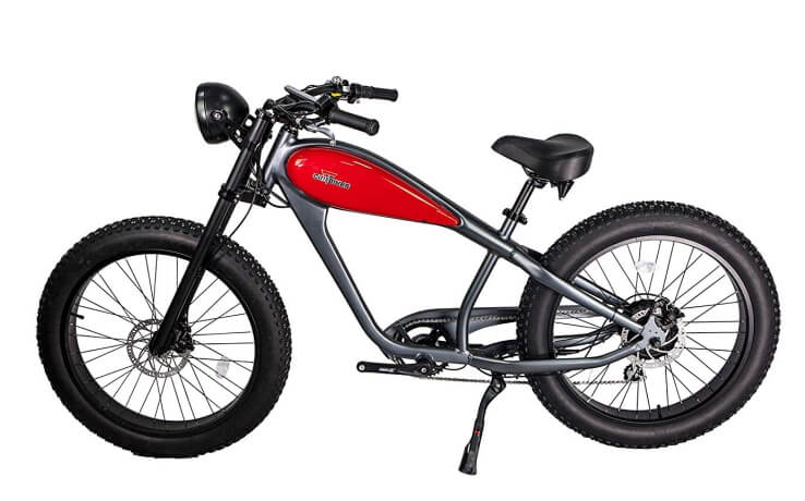 CIVIBIKES Bafang Cheetah Beach Cruiser Electric Bike