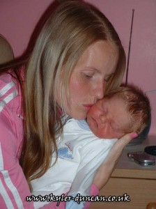 Kisses With Mummy