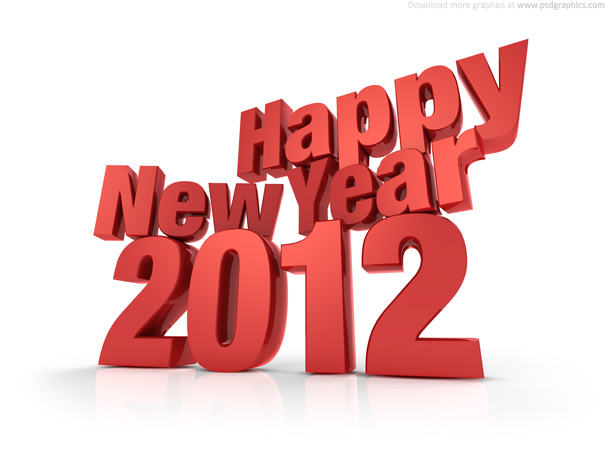 Welcome To 2012!