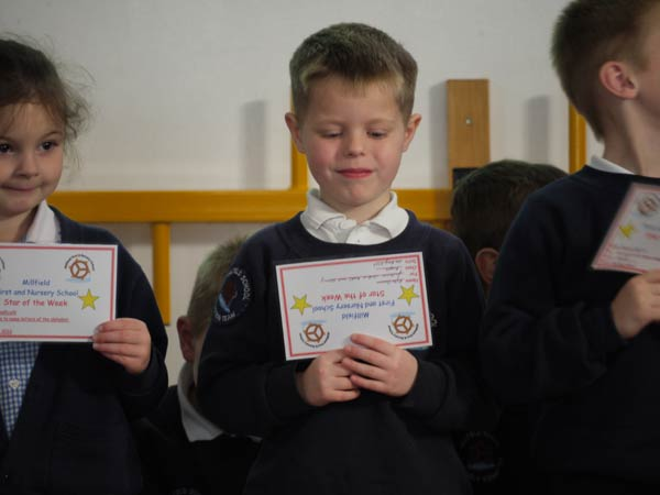 My Surprise At School! – Star Of The Week AGAIN!