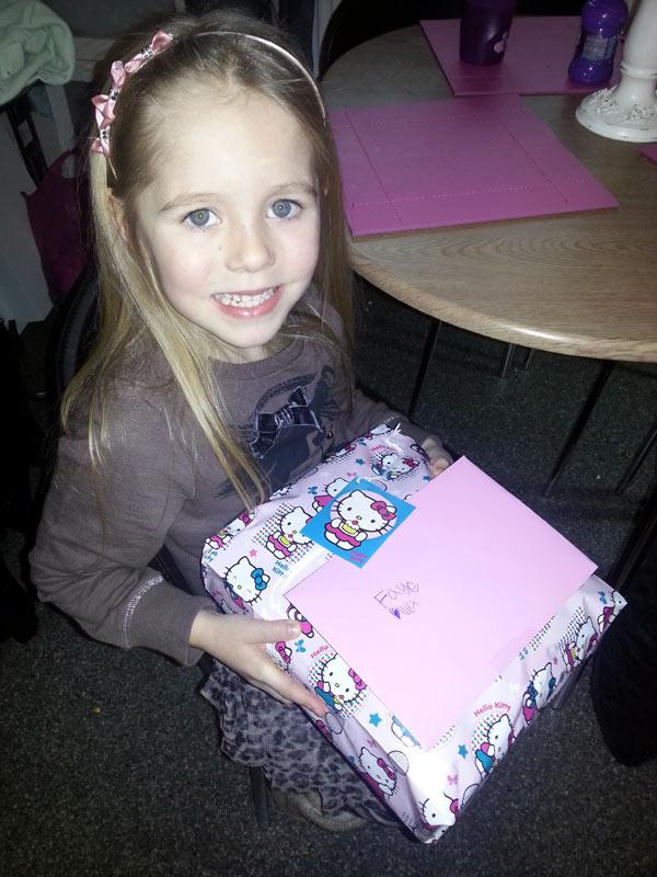 Faye's 5th Birthday Party!