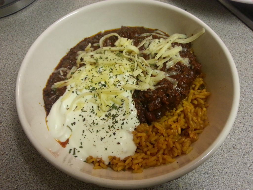 Slowed Cooked Chilli Con Carne Recipe