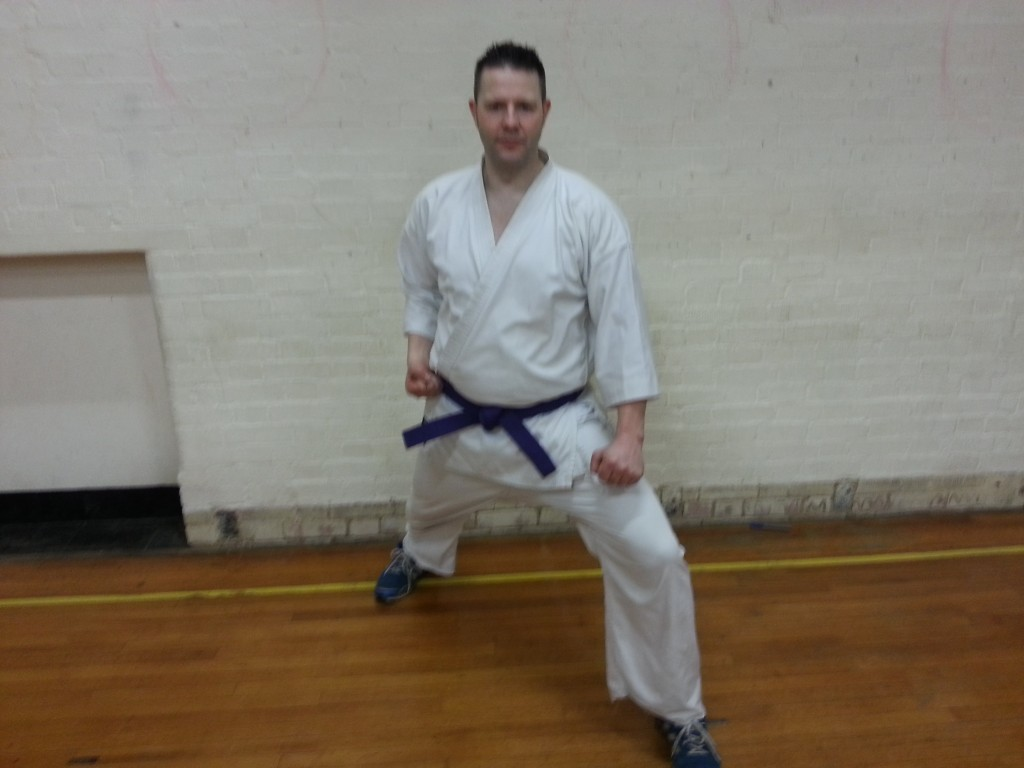 Purple Belt Passed, Now The Fun Begins
