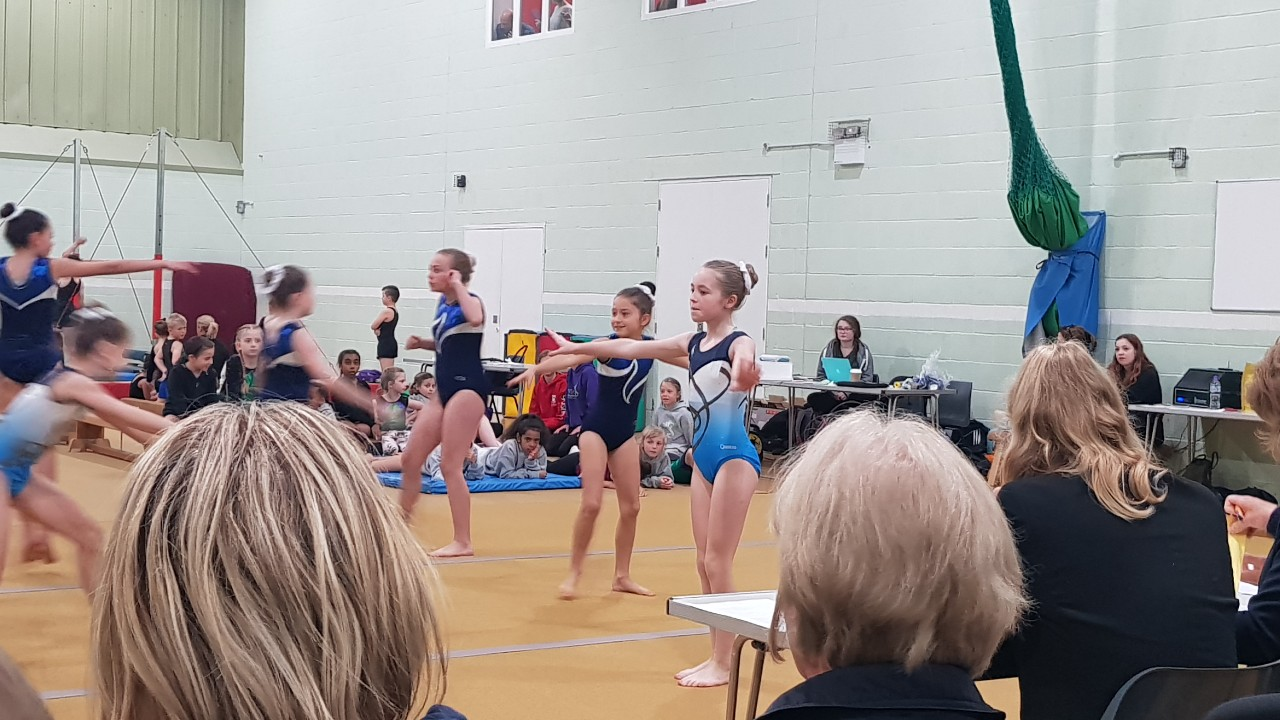 SAADI Gymnastics Competition @ Redbourn Recreation Centre