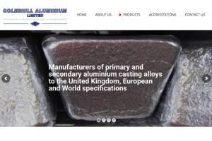 Coleshill Aluminium Website - We are the fuel