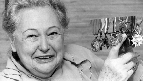 This deadly resistance fighter was the Wonder Woman of WWII