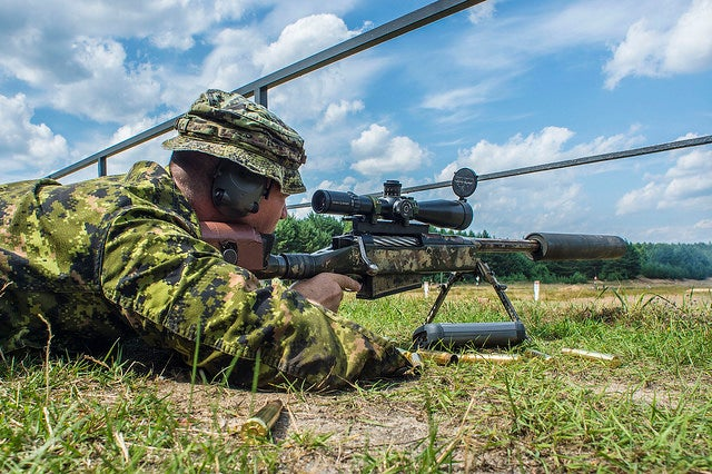These 4 guns were used to make the longest sniper kills in history