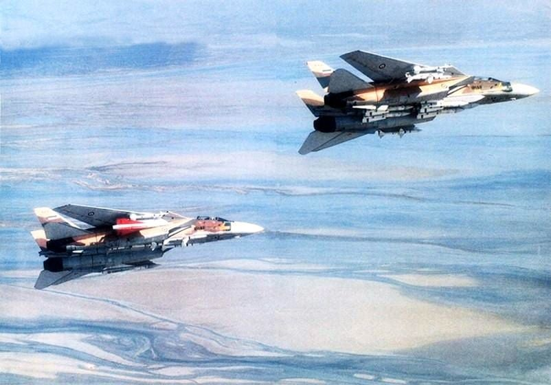 These are the jets Iran would use to fight the US