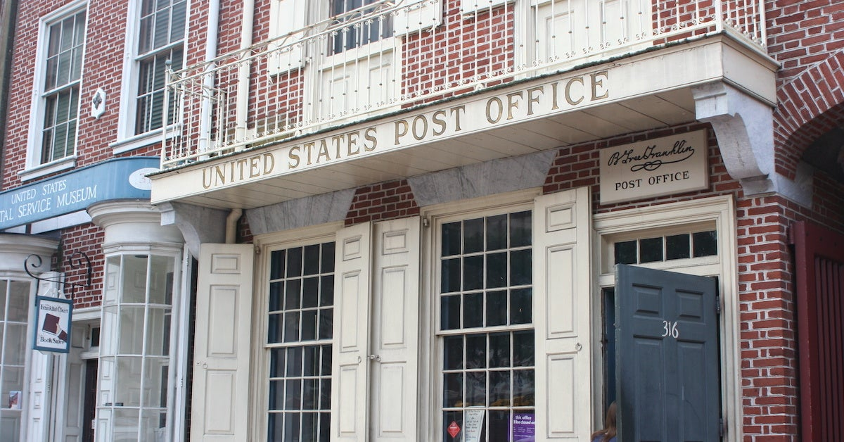 How Ben Franklin Helped Establish The Post Office To Win The Revolutionary War We Are The Mighty
