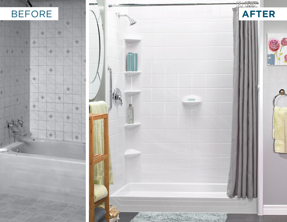 Bath Fitter Were The Perfect Fit