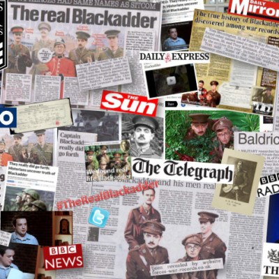 Forces War Records – #TheRealBlackadder