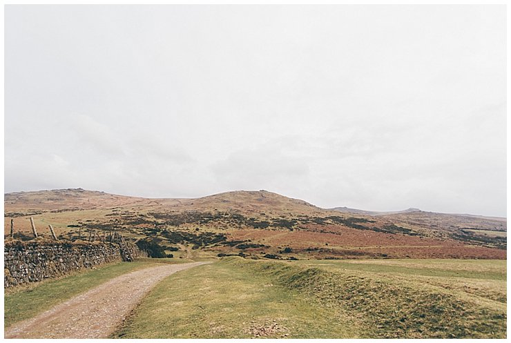 , Dartmoor England Engagement Session