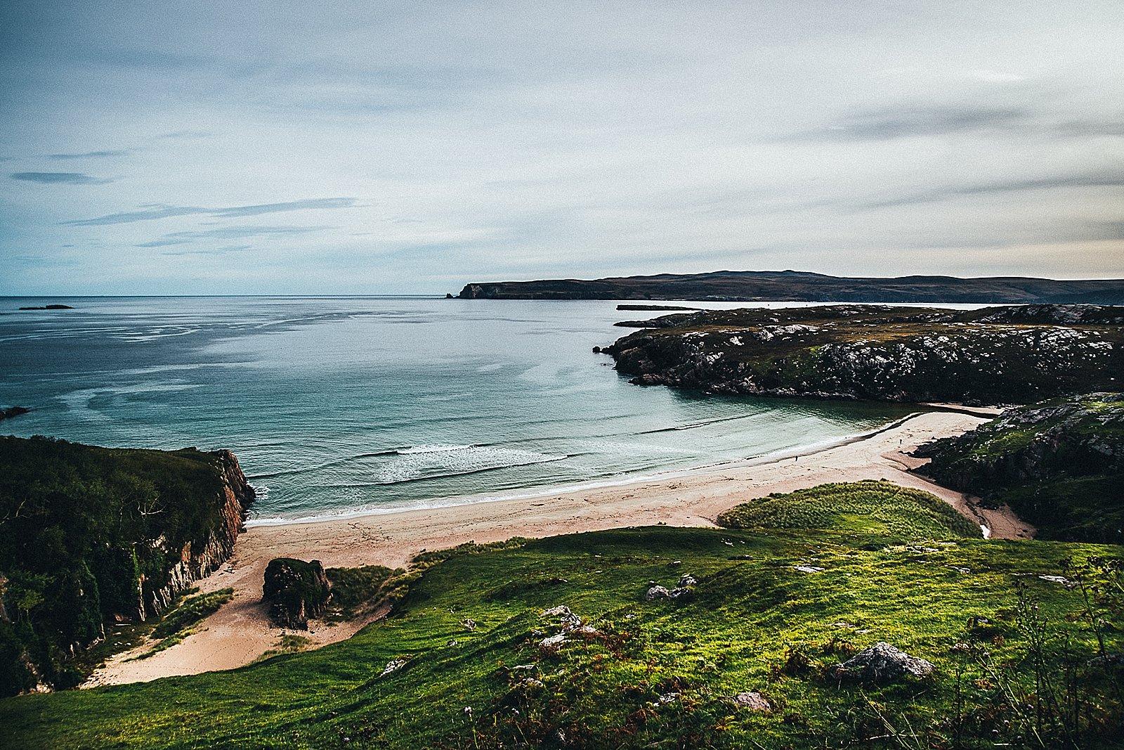 North Coast Scotland Tom Cairns