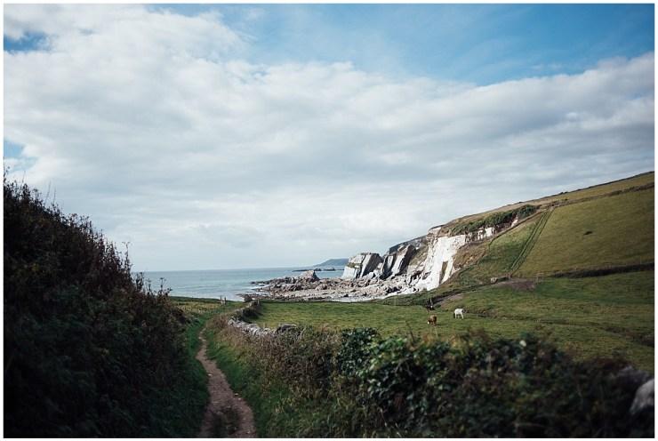 , Devon Beach Elopement