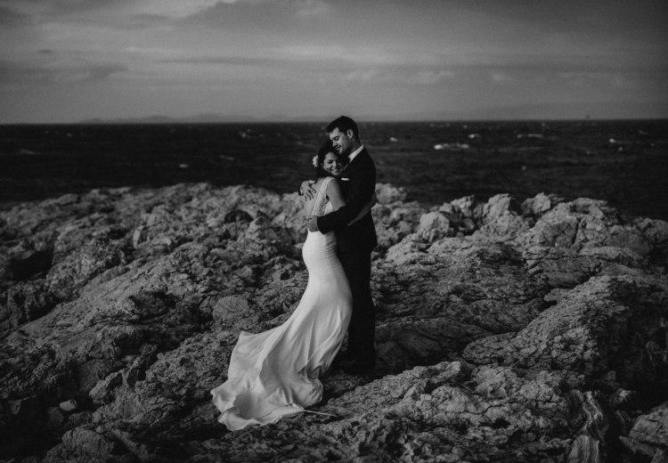 Vis Croatia Wedding by Sascha Kraemer Photography