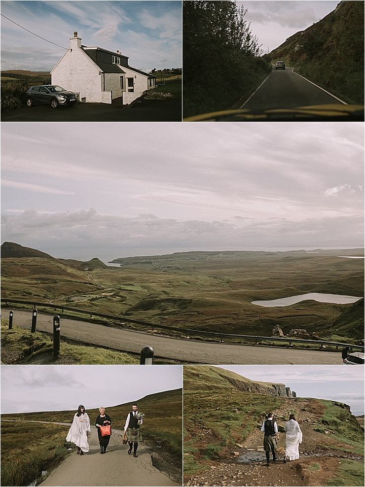 A holiday cottage on the Isle of Skye for an elopement in Scotland by Maureen Du Preez
