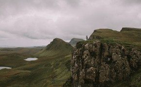 A wild elopement on the Isle of Skye by Maureen Du Preez
