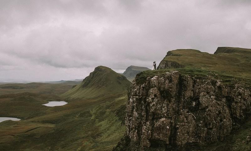 A wild elopement on the Isle of Skye by Maureen Du Preez