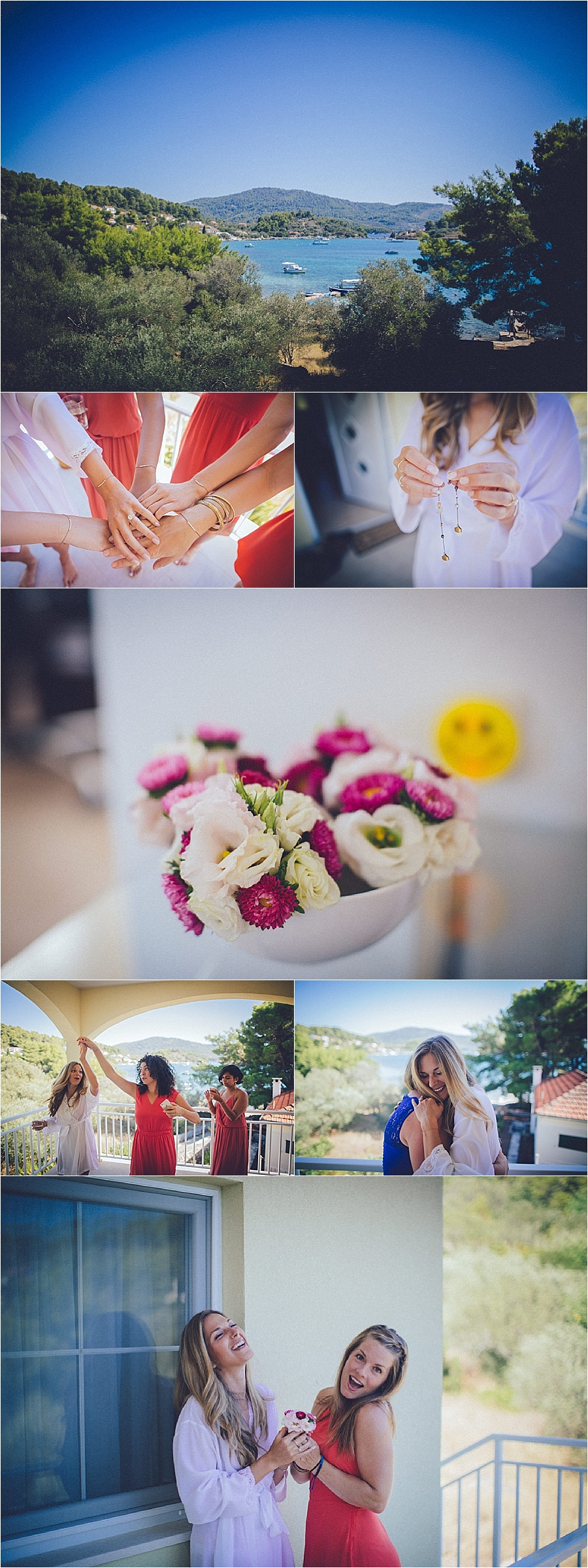 Sonja gets ready for her wedding in Croatia by Matija Kljunak Weddings