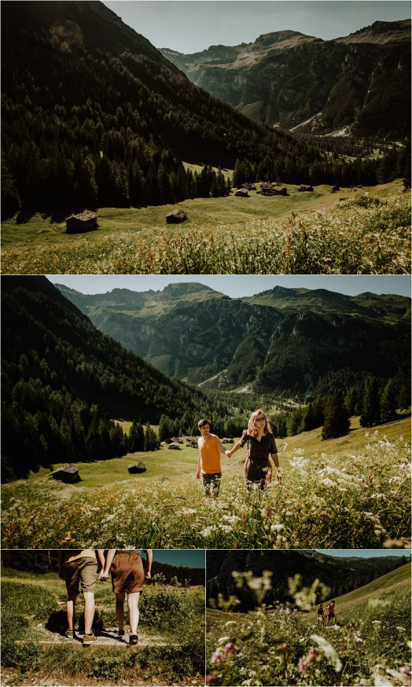 Adventure session in the Austrian Alps by Wild Connections Photography