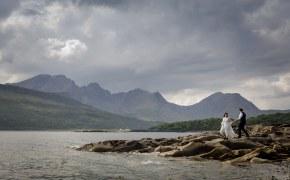 Loch Coruisk Elopement On The Isle Of Skye by Lynne Kennedy Photography