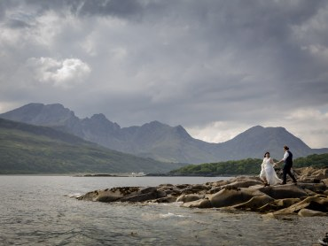 Loch Coruisk Elopement On The Isle Of Skye by Lynne Kennedy Photography