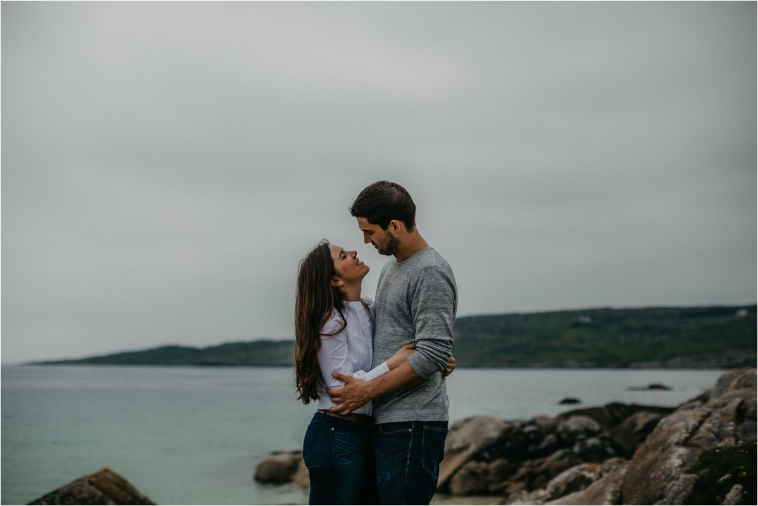 A pre-wedding shoot in Ireland by No Other Love Photography
