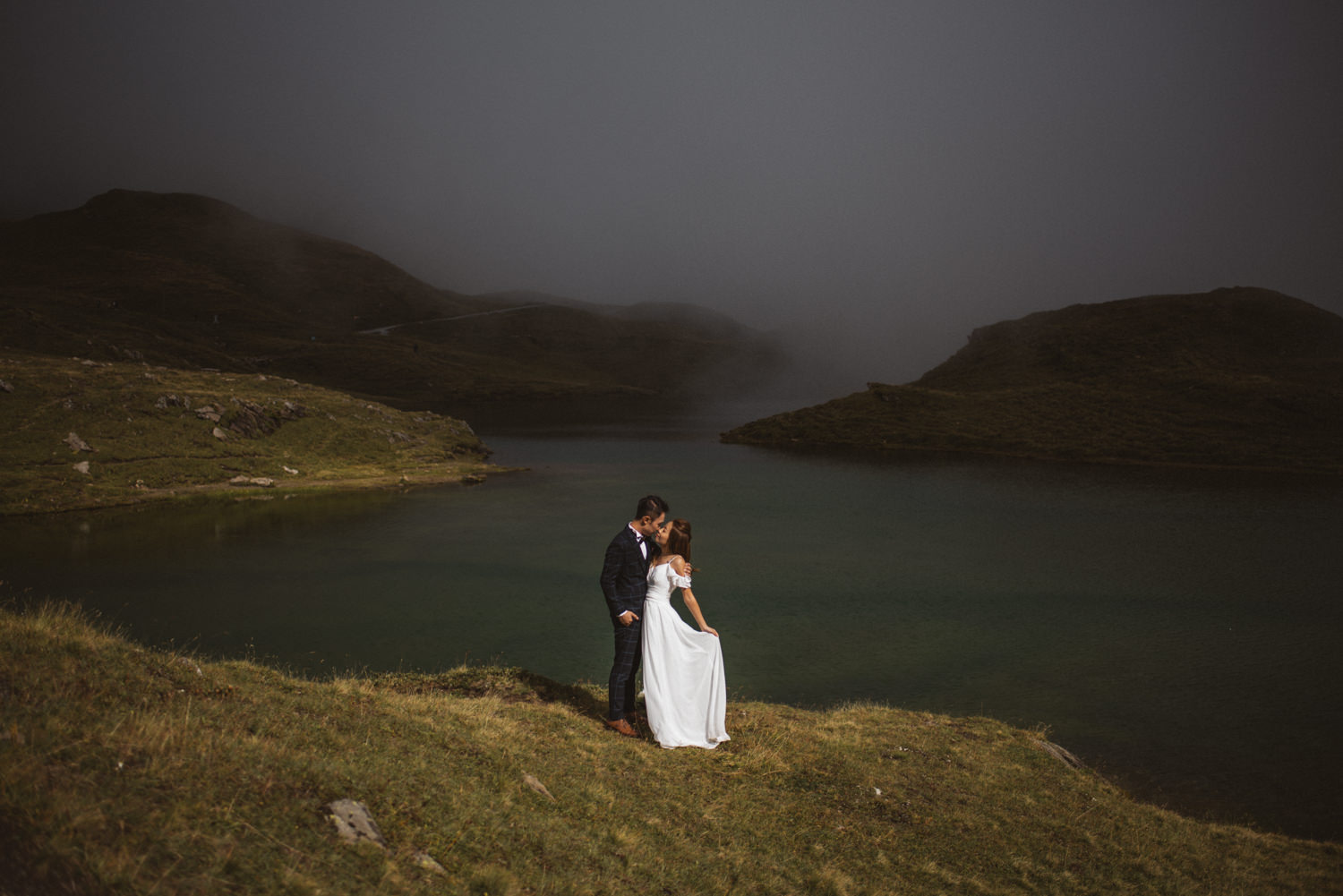 An Elopement in the Swiss Alps in Grindelwald by KatjaSimon Photography