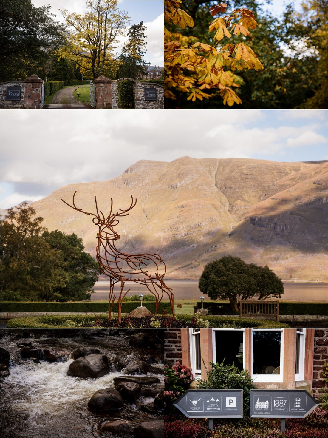 An LGBT wedding at The Torridon by Lynne Kennedy Photography
