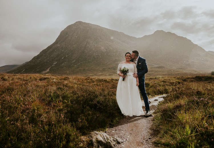 An After-Wedding Adventure in Scotland by Weirdie Grizzly