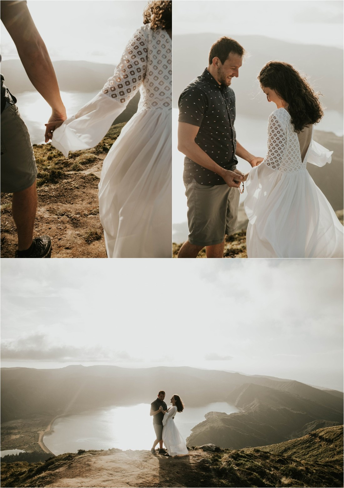 Wedding anniversary photo shoot in the Azores by Loco Love Photography